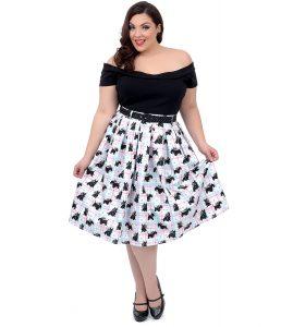 Swing Skirt Plus Size