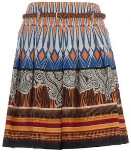 Tribal Print Skirt Images