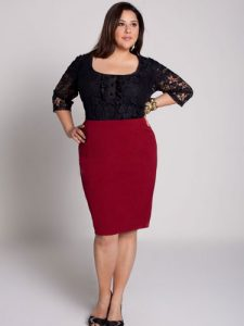 Tube Skirt Plus Size