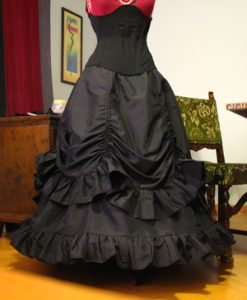 Victorian Skirt Pictures