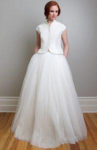 Wedding Skirt Separates