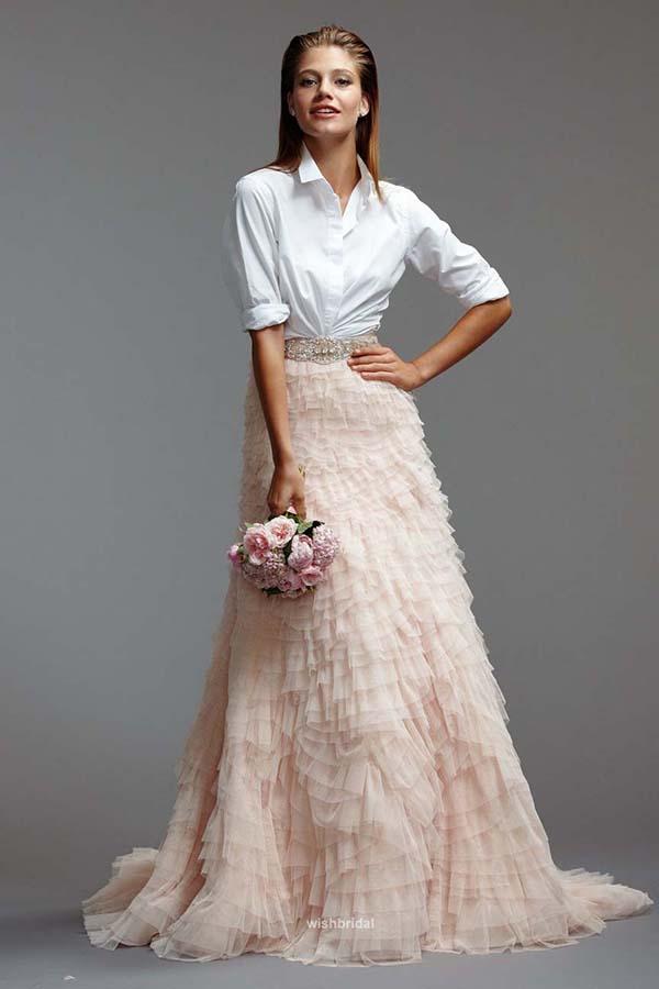 Wedding skirt dressed up girl wedding skirts junglespirit Images