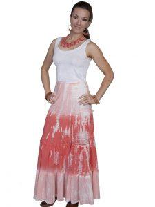 Western Long Skirts