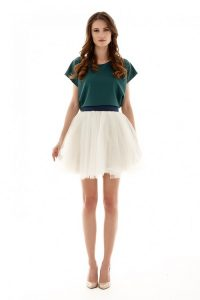 White Ballerina Skirt