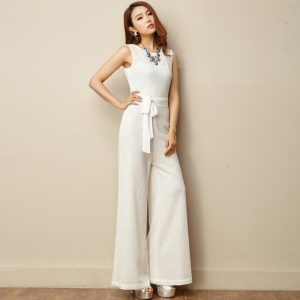 Wide Leg Jumpsuit Outfit