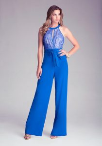 Wide Legged Jumpsuits