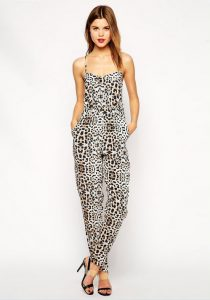 Womens One Piece Jumpsuit