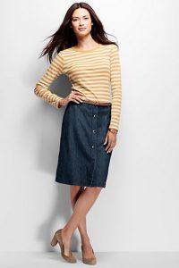 Womens Petite Skirts