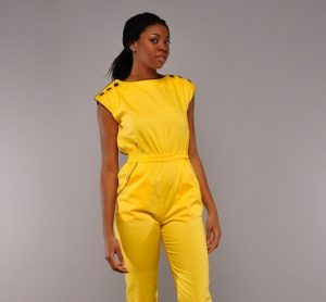 Yellow Jumpsuit Pictures