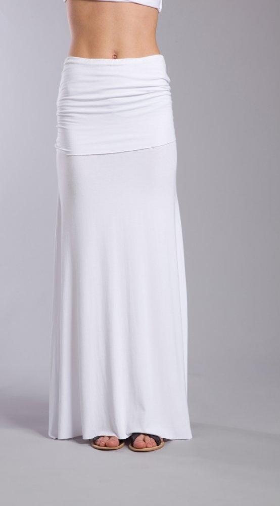White Long Dresses