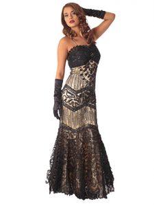 Art Deco Ball Gown