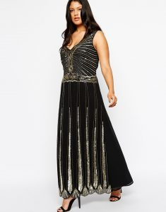 Art Deco Gown Images