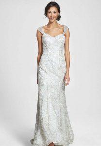 Art Deco Gown Pattern