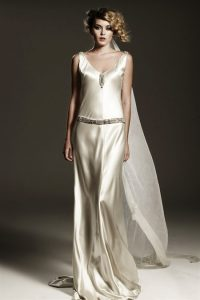 Art Deco Gown Pictures