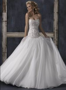 Ball Gown Petite