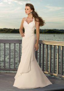 Beach Bridal Gown
