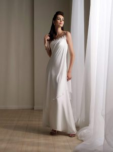 Beach Bridal Gowns Images