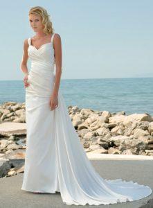 Beach Wedding Bridal Gowns