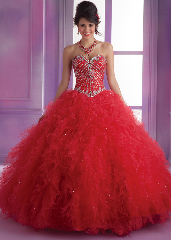 Beaded Ball Gowns