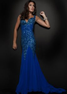 Beaded Couture Gowns