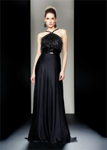 Black Couture Gowns