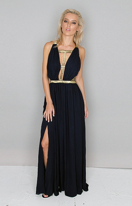 Grecian Gown | Dressed Up Girl