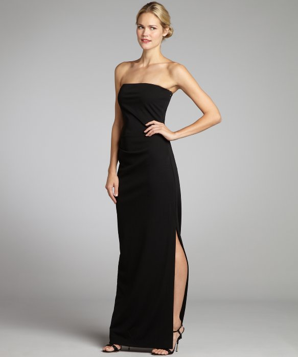 Strapless Gown | Dressed Up Girl