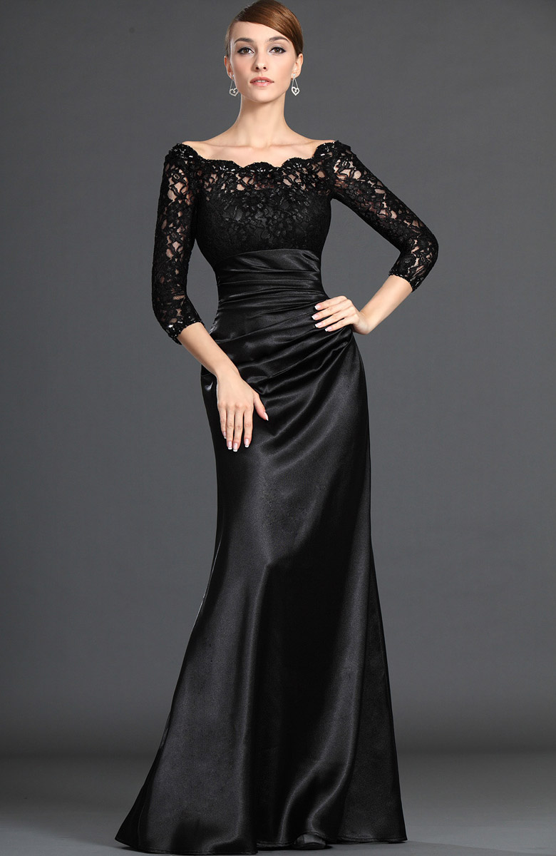 Black Tie Gowns Pictures