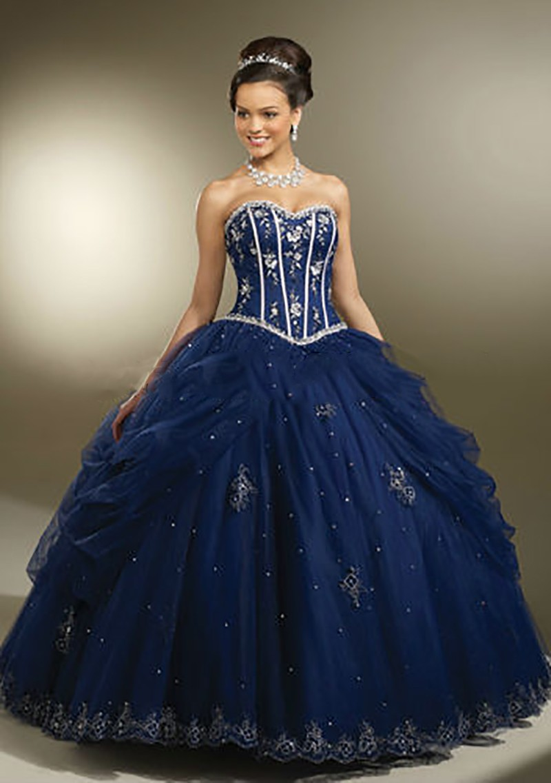 Blue Gown | Dressed Up Girl