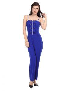 Blue Jumpsuit for Women