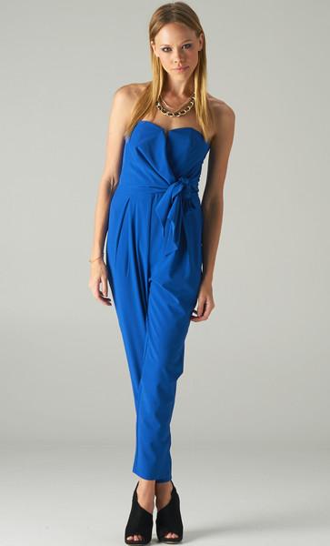 Blue Jumpsuit   Dressed Up Girl