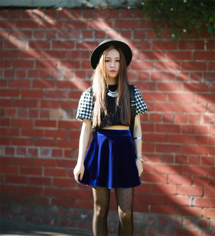 Velvet Skirt | Dressed Up Girl