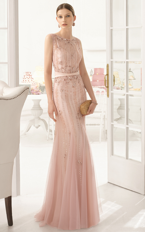 Blush Gown | Dressed Up Girl