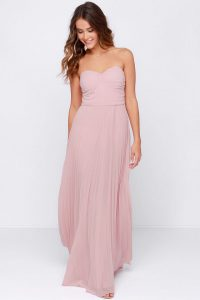 Blush Pink Gowns