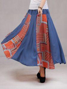 Bohemian Skirt Pattern