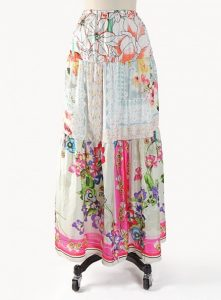 Boho Skirts Plus Size