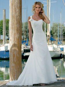 Bridal Gowns for Beach Wedding