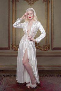 Bridal Lingerie Gown