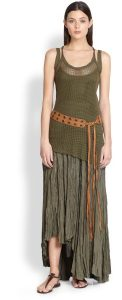 Broomstick Skirt Outfit