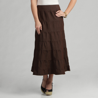 Brown Skirt | Dressed Up Girl