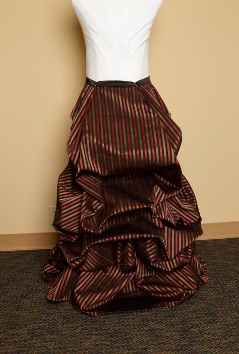 Bustle Skirt Dressedupgirl Com