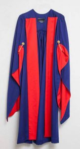 Cambridge Doctoral Gown