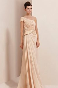 Champagne Formal Gowns