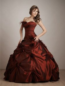 Corset Ball Gown