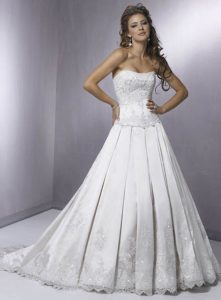 Corset Bridal Gowns