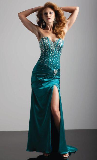 Corset Evening Gowns