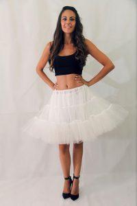 Crinoline Skirt Outfit