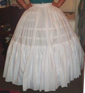 Crinoline Skirt Pattern
