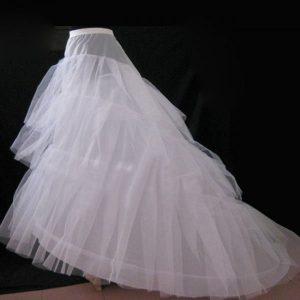 Crinoline Skirt for Wedding Dress