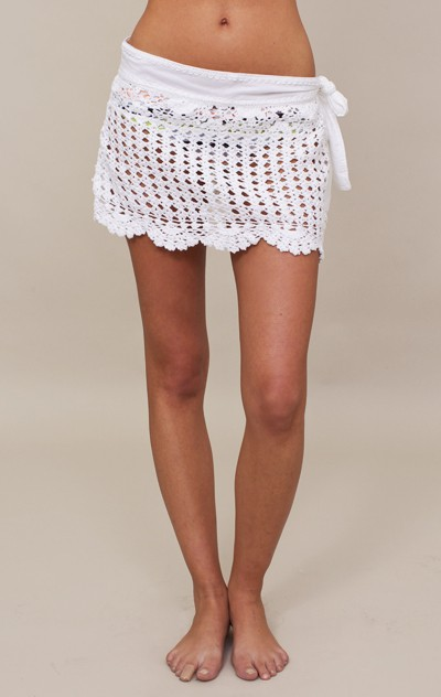 Crochet Skirt Dressedupgirl Com